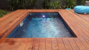 Today We Will Look At A Stand Alone Plunge Pool And Spa Set Up That Has Been Completed Rye Victoria This Is The Finished Project Picture Taken During